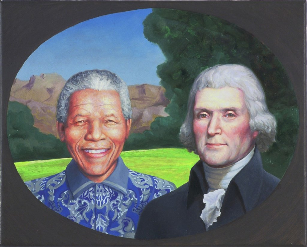 We Hold These Truths (Nelson Mandela and Thomas Jefferson)